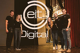 EIT Digital Master School students